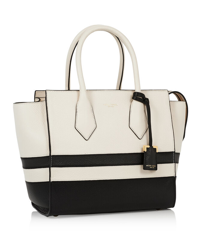 Rivington Color Blocked Tote