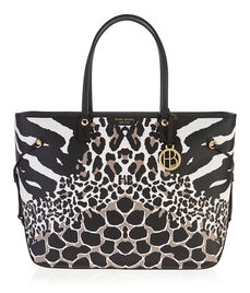 West 57th Safari XL E/W Tote