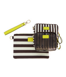 Signature Stripe Canvas Trio Set