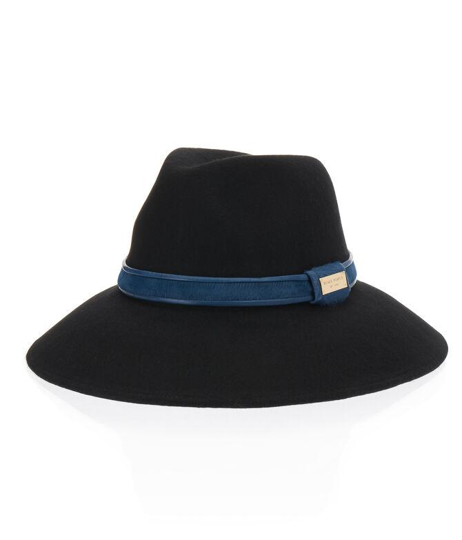 Luxe Colorblock Hat