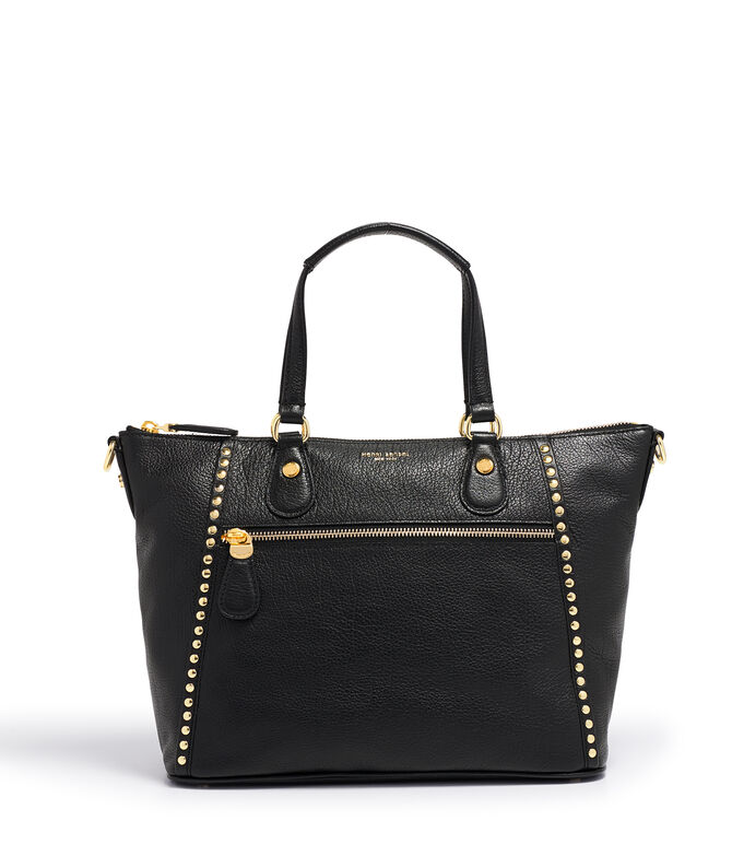 Dakota Studded Satchel