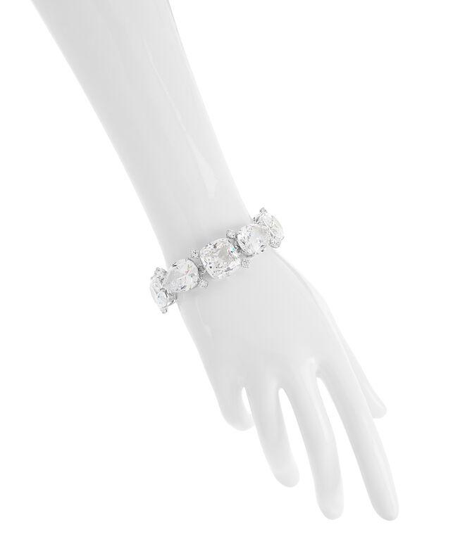 Black Tie Gala Cluster Bracelet
