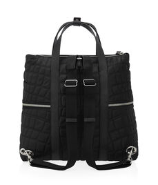 Jetsetter Quilted Convertible Backpack