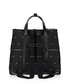 Jetsetter Star Embroidered Backpack