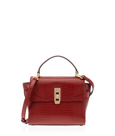 Uptown Mini Lizard Satchel