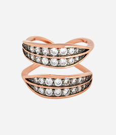 Luxe Branch Cuff Ring