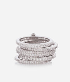 Luxe Petite Hand Me Down Stack Ring