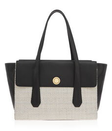 Weston Straw Tote