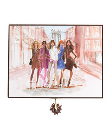 Henri Bendel Brooklyn Girls Medium Jewelry Box