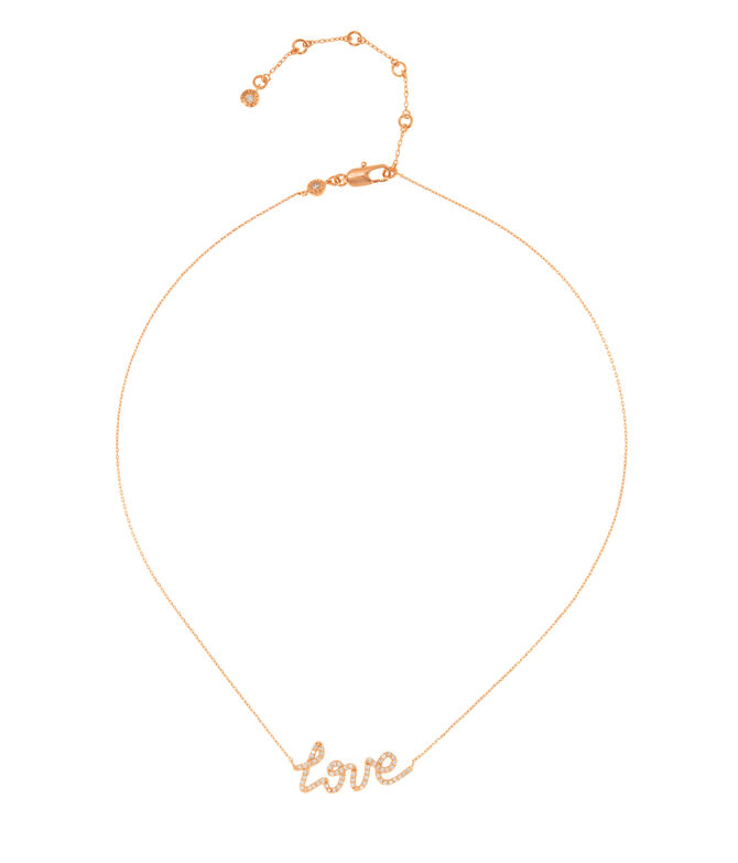 Luxe Love Short Pendant