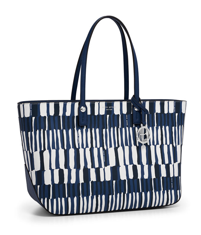 West 57th Watercolor Print E/W Tote