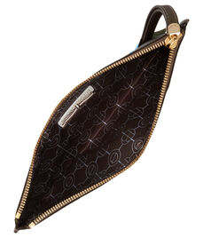 West 57th Pearlized Travel Pouch