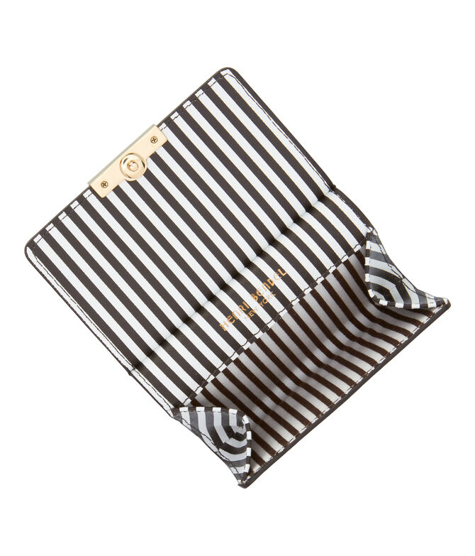 Centennial Stripe Card and Coin Purse