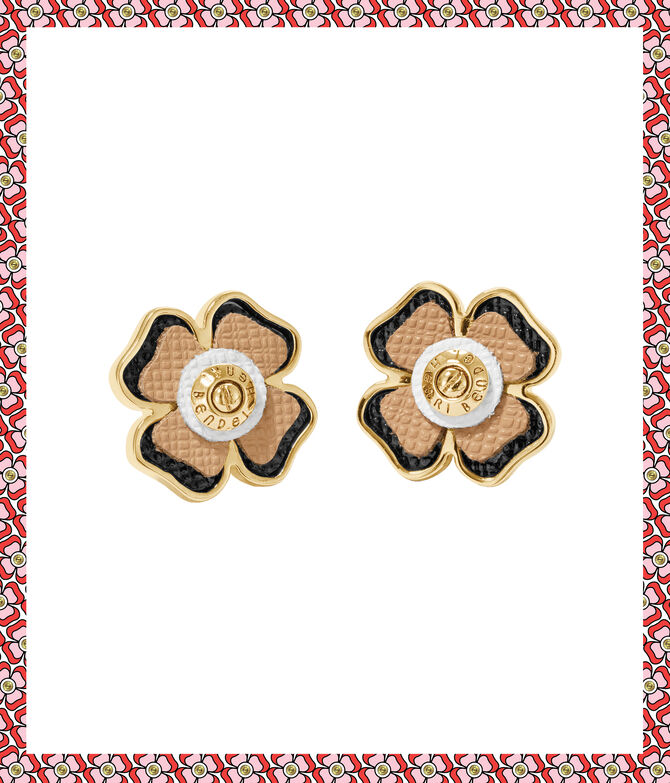 Bouquet Stud Earring