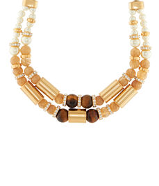 Boho Grand Layered Collar