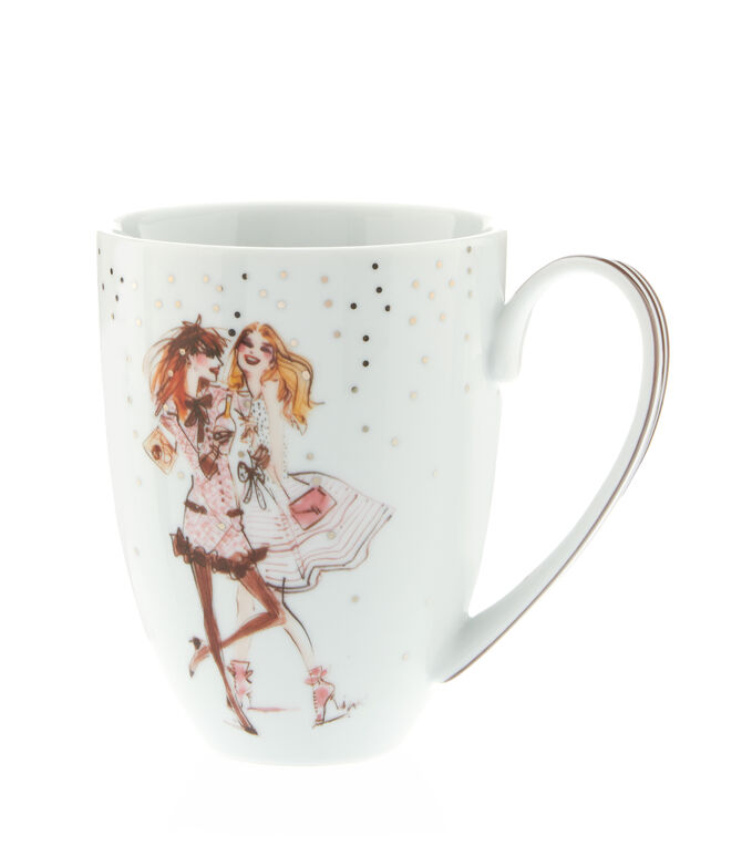 All That Glitters Holiday Mug