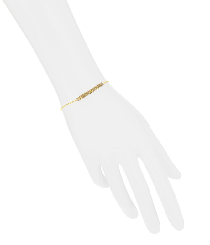 Luxe Elements Truth Pave Slider Bracelet