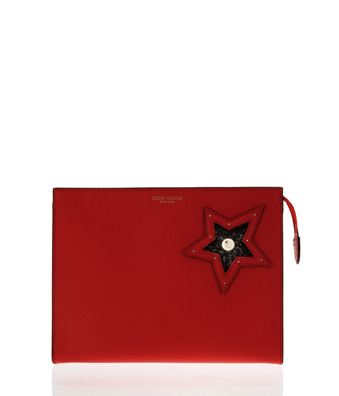 West 57th Star Cosmetics Clutch