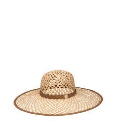 Palm Beach Straw Hat