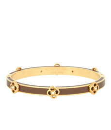 Miss Bendel Petal Enamel Bangle
