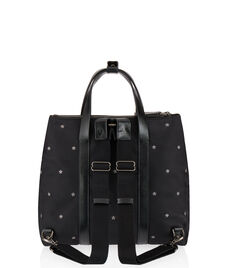 Jetsetter Mini Star Embroidered Backpack