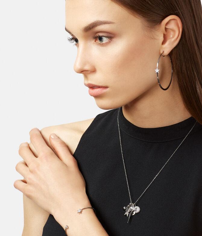 Luxe Fashionista Star Cluster Pendant