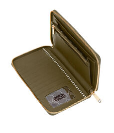 West 57th XL Zip Around Continental Wallet