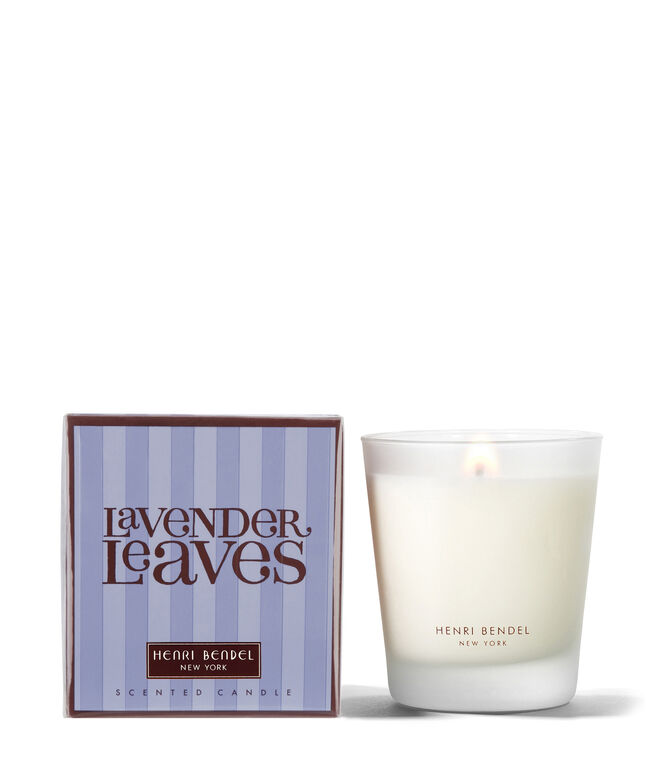 Lavender Leaves Signature 9.4 oz Candle