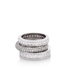 The Henri Stack Ring Set