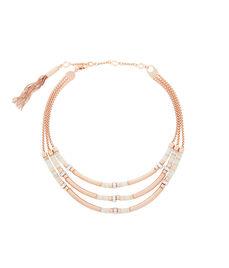 East Hampton Triple Collar Necklace