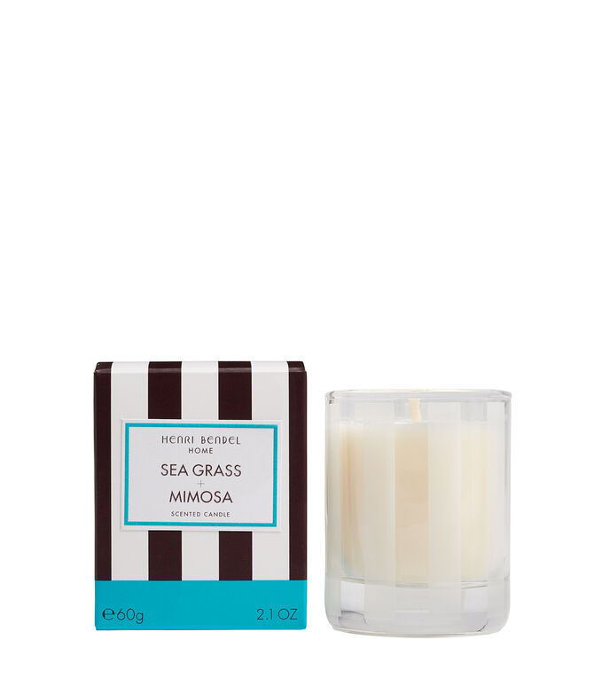 Seagrass & Mimosa 2.1 oz Travel Candle