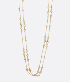 "Luxe Uptown 48"" Necklace"
