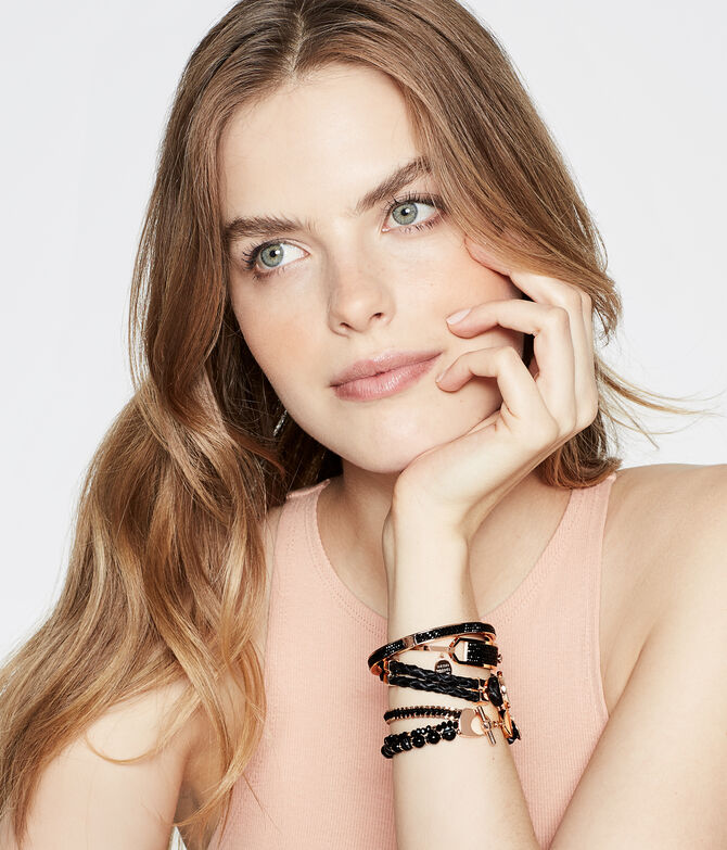 Bendel Rocks Skinny Bangle