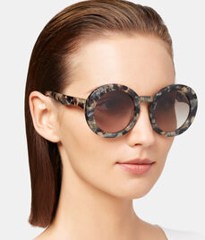 Ivy Round Sunglasses