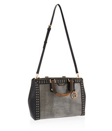 West 57th Lizard Carryall Bag