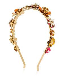 Palm Beach Flower Headband
