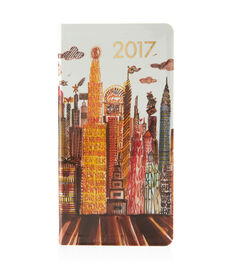 2017 Bendel Skyline Pocket Journal