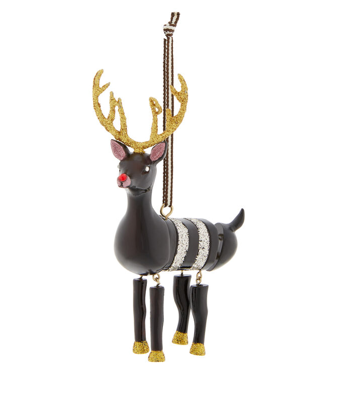 Dalilah Reindeer Doll Ornament