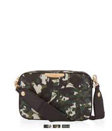 West 57th Floral Camouflage Crossbody