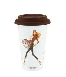 Bendel Shopper Coffee Cup