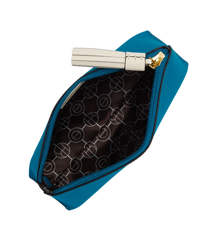 West 57th Small Tassel Cosmetic Case