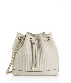 No. 7 Stingray Drawstring Crossbody