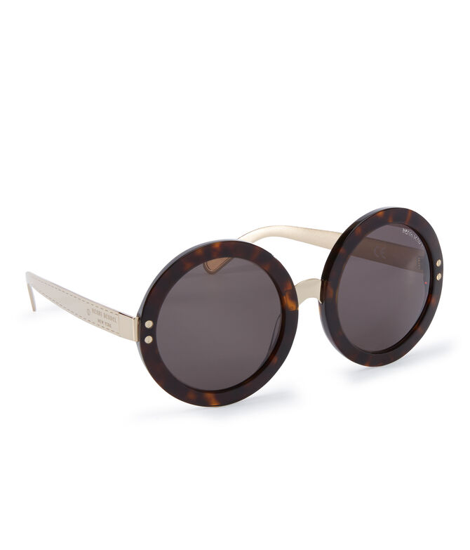 Carrie Round Sunglasses
