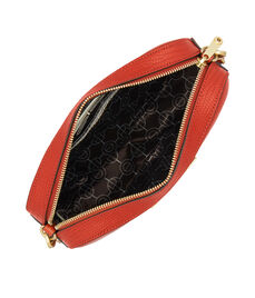 West 57th Lizard Crossbody