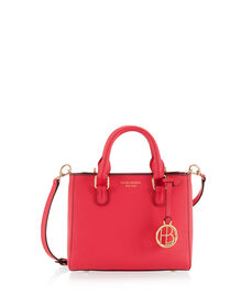 West 57th Mini Turnlock Satchel