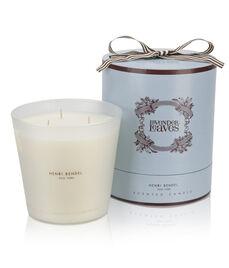 Henri Bendel Luxe Lavender Leaves Candle