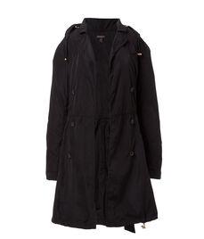 Henri Bendel Packable Trench Coat