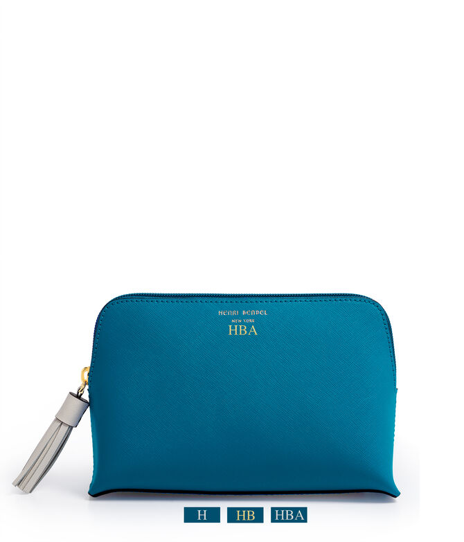 West 57th Tassel Cosmetic Case