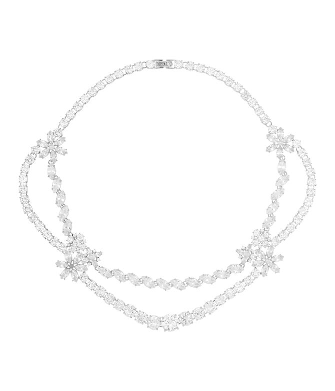 Henri Bendel Debutante Pearl Layered Collar