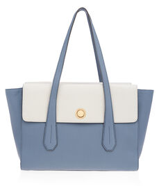 Weston Pebbled Leather Tote